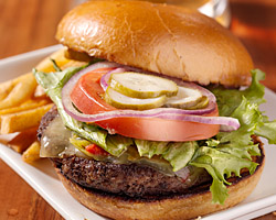 burgers and hot dogs recipes