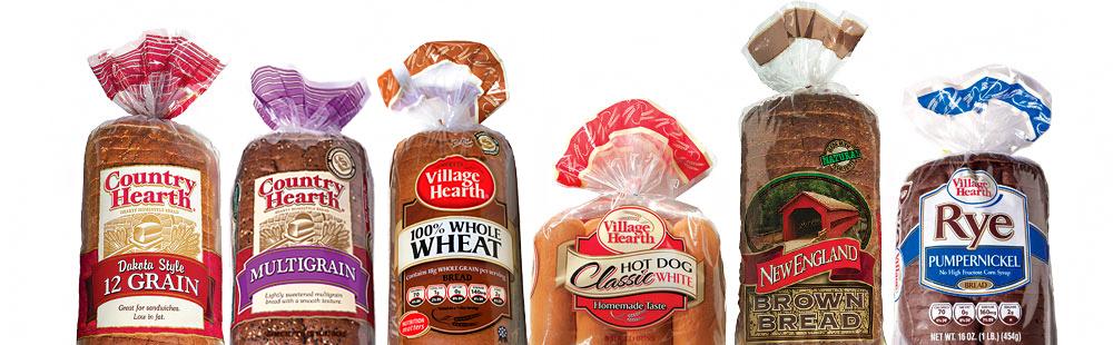 country hearth village hearth bread