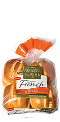 Artisan Hearth Gourmet French Rolls