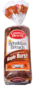 country hearth maple burst breakfast bread