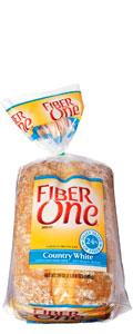 Fiber One Country White Bread