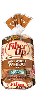 Fiber Up 100% Whole Wheat Bread