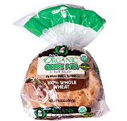 Papa's Organic 100% Whole Wheat Pita