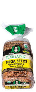Papa's Organic Bread with Mega Seeds
