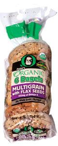 Papa's Organic Multigrain Bagels