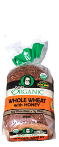 Papa's Organic Bread Whole Wheat with Honey