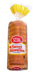 village hearth hawaiian sweet rolls