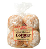 village hearth old fashioned cottage hamburger buns