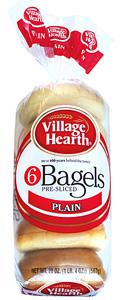 village hearth plain bagels