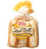 village hearth sesame steak rolls
