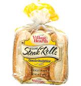 village hearth steak rolls