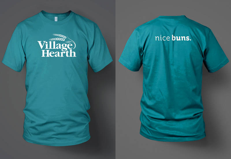 Item # NNNNN- Nice Buns - t-shirt