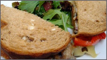 dakota style beef sandwich