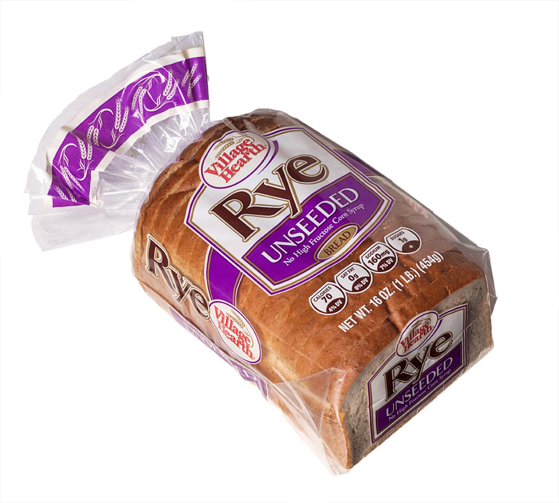 village hearth seeded rye bread