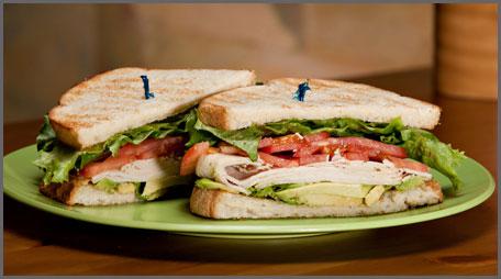 Turkey Veggie Ranch Sandwich » Country Hearth – Village Hearth ...