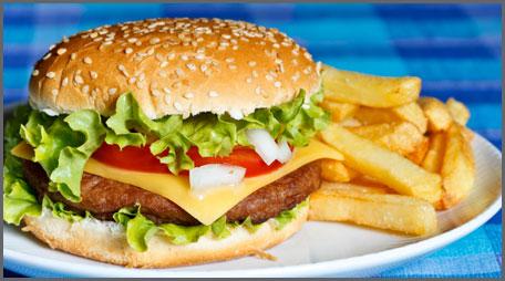 village hearth veggie burger