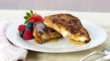 stuffed cinnamon toast