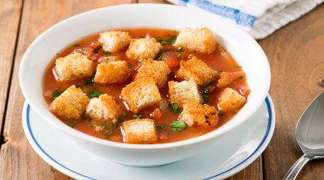 rustic bread soup