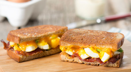 Bacon And Egg Sandwich 187 Country Hearth Village Hearth