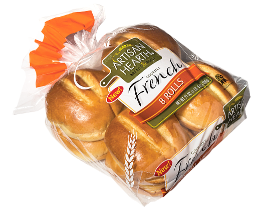 Gourmet French Rolls 187 Country Hearth Village Hearth Breads